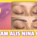 Jasa Sulam Alis Nina Chen Di Kecamatan Gubeng | Wa 082334366966