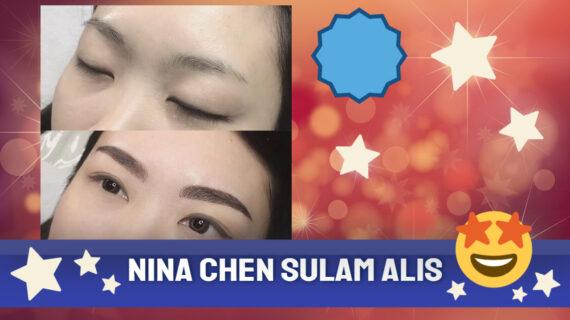 Jasa Sulam Alis Nina Chen di Kecamatan Tenggilis Menjoyo | WA 082334366966