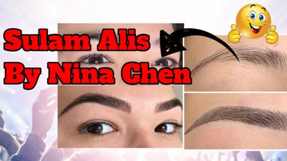 Jasa Sulam Alis Nina Chen Di Kecamatan Dukuh Pakis | WA 082334366966