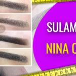 Jasa Sulam Alis Nina Chen Di Kecamatan Bulak | Wa 082334366966