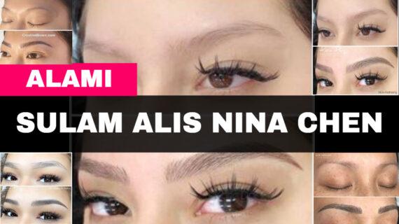 Jasa Sulam Alis Nina Chen di Kecamatan Sukolilo | WA 082334366966