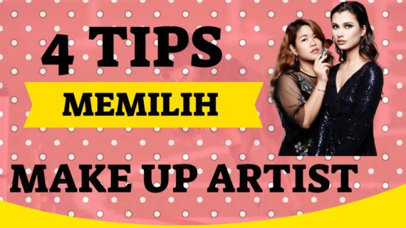 4 Tips Memilih Makeup Artist Surabaya Terbaik