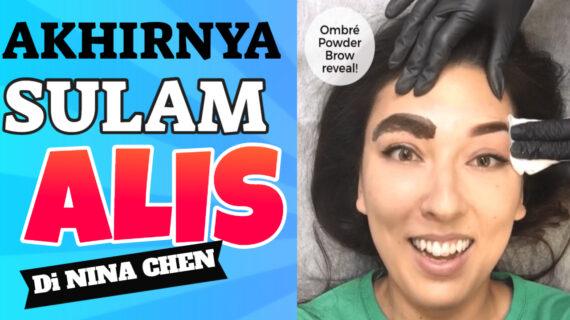 Jasa Sulam Alis Nina Chen Di Kecamatan Tegalsari | WA 082334366966