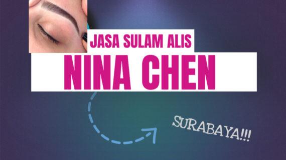 Jasa Sulam Alis Nina Chen Di Jawa Timur Surabaya Citraland | Wa 082334366966